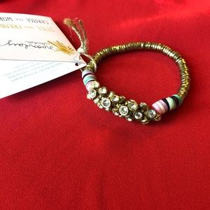 Noonday Collection bracelet